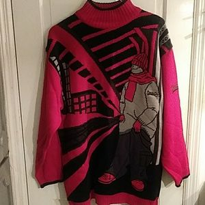Vintage Mens South Pole Sweater